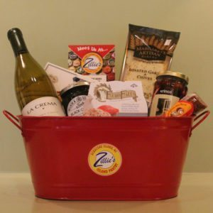 zillies gourmet gift baskets
