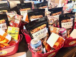 zillies ocracoke gourmet gift baskets